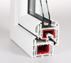Plastová okna Teplice - profil